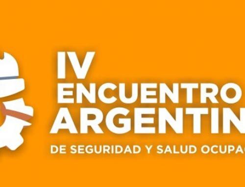 IV Encuentro Argentino de Seguridad y Salud Ocupacional